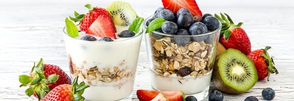 Dientes bonitos - Comida saludable