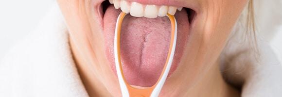 limpiador lingual - qué es