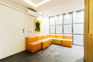 La clínica - Sala de espera