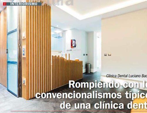 Nuestra clínica dental en la revista «El Dentista Moderno»