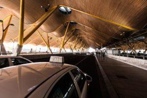 Servicios - Recogida en aeropuertos y estaciones
