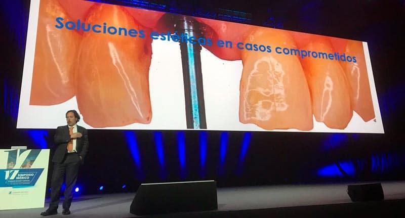 El Doctor Luciano Badanelli, ponente en el 17 Simposio Ibérico Zimmer Biomet Dental