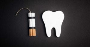 Los efectos del tabaco en tu salud bucodental