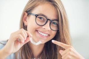 Invisalign Teen. La ortodoncia invisible para niños y jóvenes.