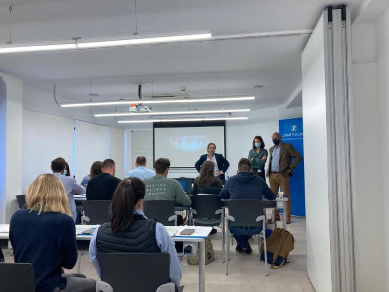 Conferencia CEU San Pablo | Luciano Badanelli